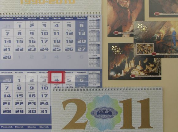 Calendars and cards line with your corporate style to ensure your company is always on your business partnersradar we can also produce various types of greeting cards reheart Choice Image